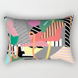 Big wall Rectangular Pillow