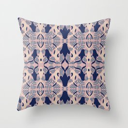 Japanese Styles Pattern 8 Throw Pillow