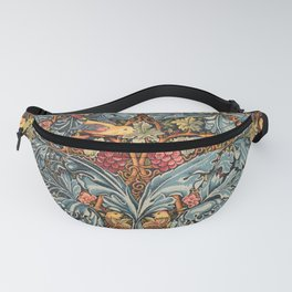"William Morris ""Acanthus and vine"" 2. Fanny Pack"