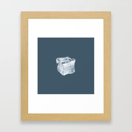 Stay Cool - dark Framed Art Print