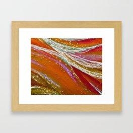 B8 Framed Art Print