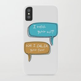 Parks and Recreation iPhone Case