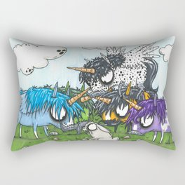 Egg Hunt Rectangular Pillow