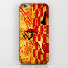 The Red Queen - 040 iPhone & iPod Skin