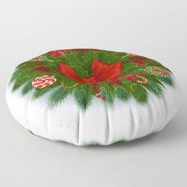 Christmas decoration Floor Pillow