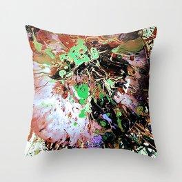 SNEEZE GOBLIN Throw Pillow