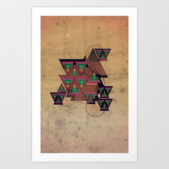Lar Art Print