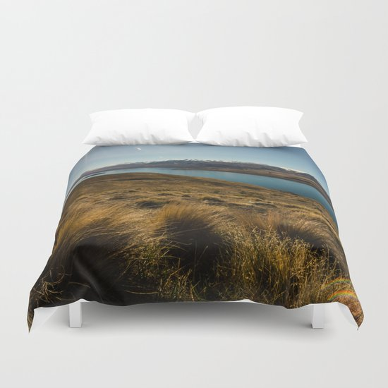 Lake Tekapo Duvet Cover