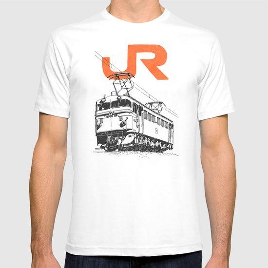On Paper: JR EF65-100 T-shirt