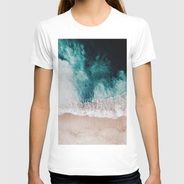 Ocean (Drone Photography) T-shirt
