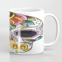 tatoo Mugs featuring Tatoo ART 4  by The Greedy Fox
