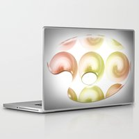 sleep Laptop & iPad Skins featuring sleep by Laura Santeler