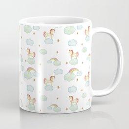 Unicorn pattern Coffee Mug