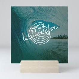 Waverider Rush Mini Art Print