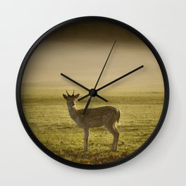 Richmond Park, Jan'16 (941) Wall Clock