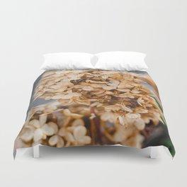 Dry Hydrangea Duvet Cover