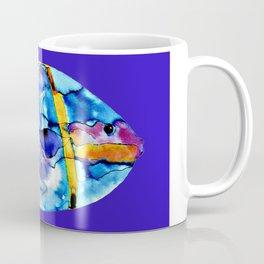 Fish V ( The sun on the waves of the sea ) Coffee Mug