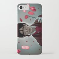 kuroshitsuji iPhone & iPod Cases featuring Sebastian Michaelis (Test submission) by Lalasosu2