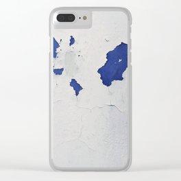 wall n° I Clear iPhone Case