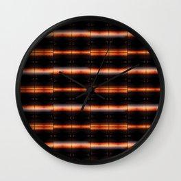 NightRifts Wall Clock