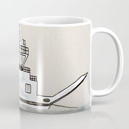 Englishtown Ferry Coffee Mug