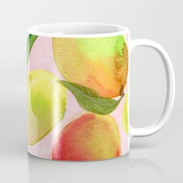 Mango Watercolor Painting Coffee Mug