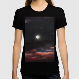 Dawn's moon T-shirt