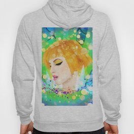 Digital Painting - Hayley Williams Hoody