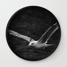 Glide Wall Clock