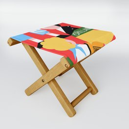 Movie Series: Hairspray Folding Stool