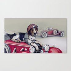 Copilot Canvas Print