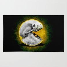 Skull Pacman Rug