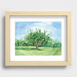 Tree of Life Recessed Framed Print