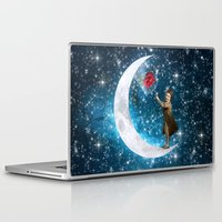 little prince Laptop & iPad Skins featuring The Little Prince by Diogo Verissimo