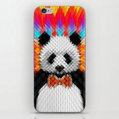 Geo Panda iPhone Skin