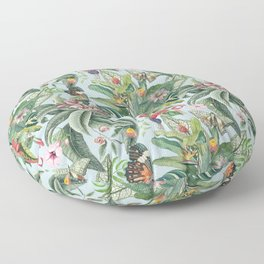 Tropical Paradise VI Floor Pillow
