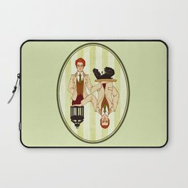 The Bird or the Cage? Laptop Sleeve