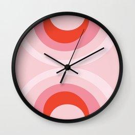 Cherry Bomb 3 Wall Clock