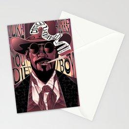 Django Poster Stationery Cards