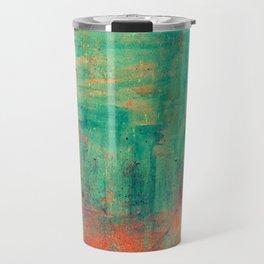 Vintage metal Travel Mug