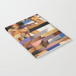 Glitch Pin-Up Redux: Sophia Notebook