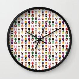 Sp!derman & Co Wall Clock