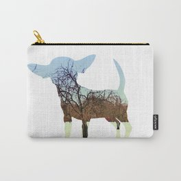Nature Chihuahua Carry-All Pouch