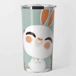"The ""Animignons"" - the Rabbit Travel Mug"