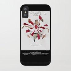 In space no one can hear you scream  iPhone X Slim Case