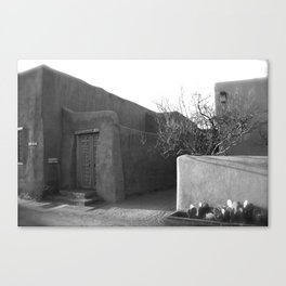SOMEWHERE WITHIN Canvas Print