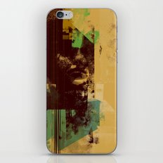 Fading memory iPhone & iPod Skin