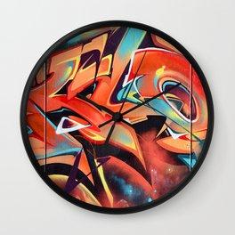 Colors Move Wall Clock