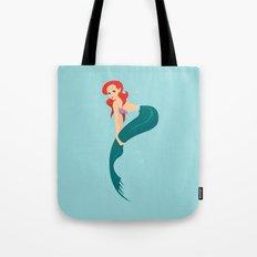 Mermaid mermaid mermaid - the little one Tote Bag
