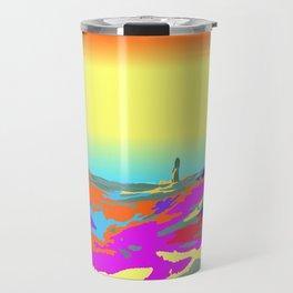 Salty SUNSET Travel Mug